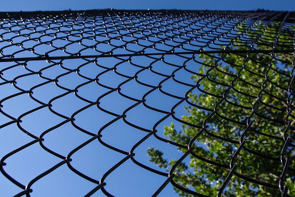 chain-fence